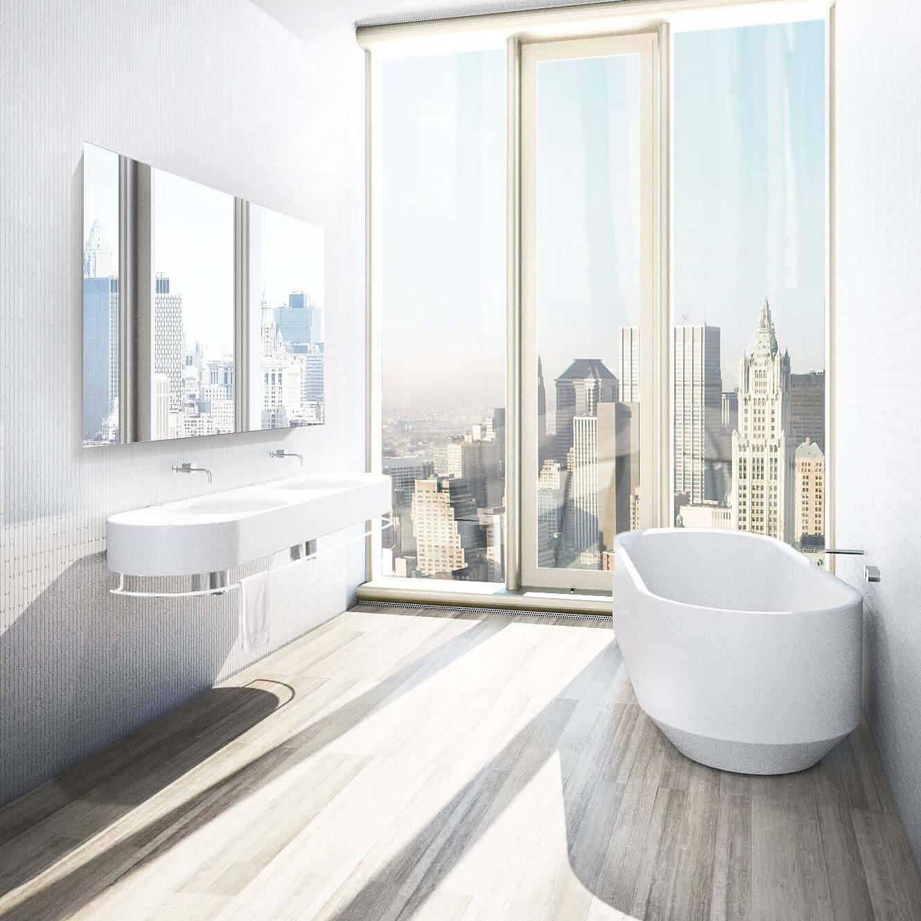 Presentamos en nuestro Showroom de Barcelona BESPOKE by Laufen Bathrooms