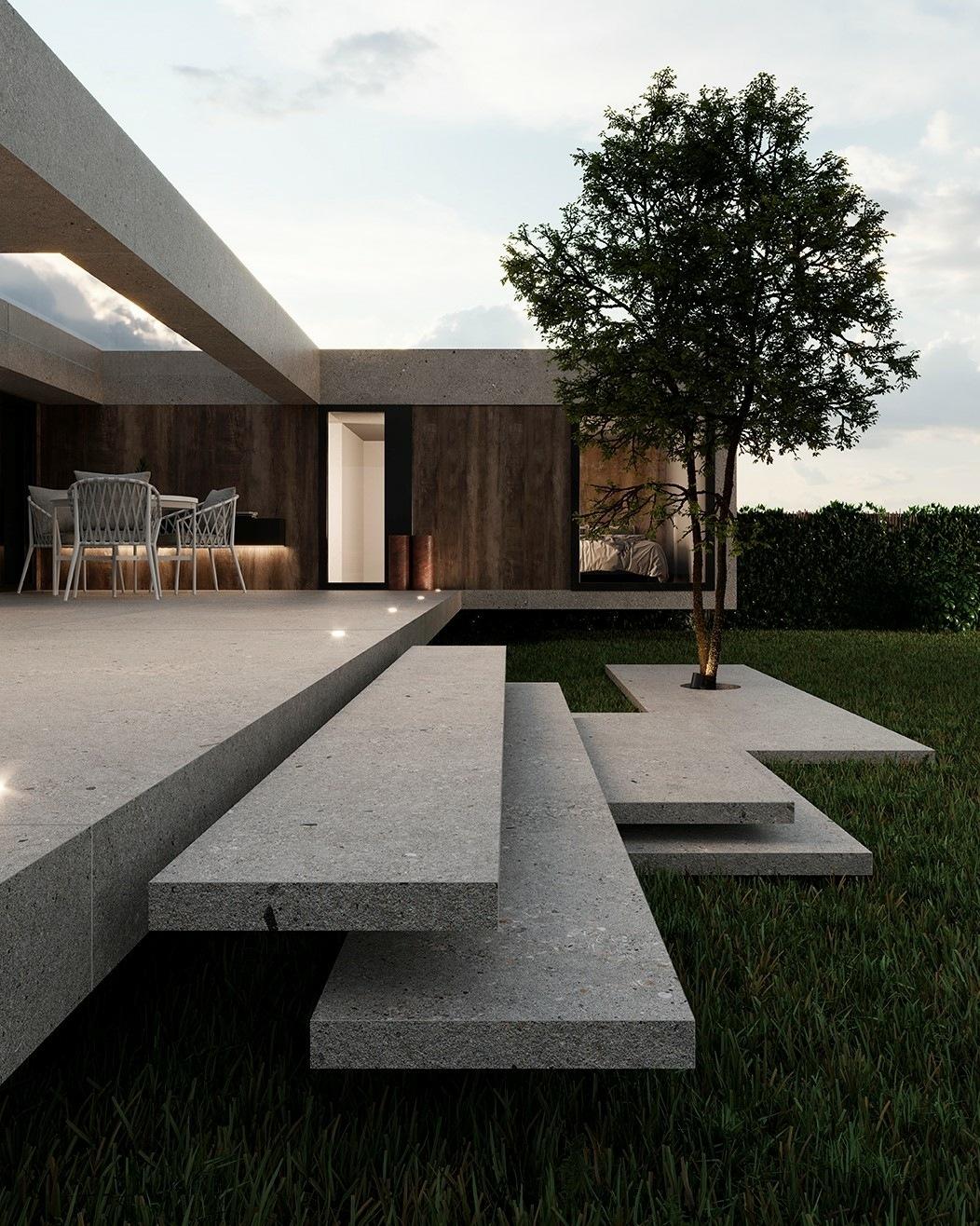 Nueva colección de piedra natural de la marca Inalco en Barcelona