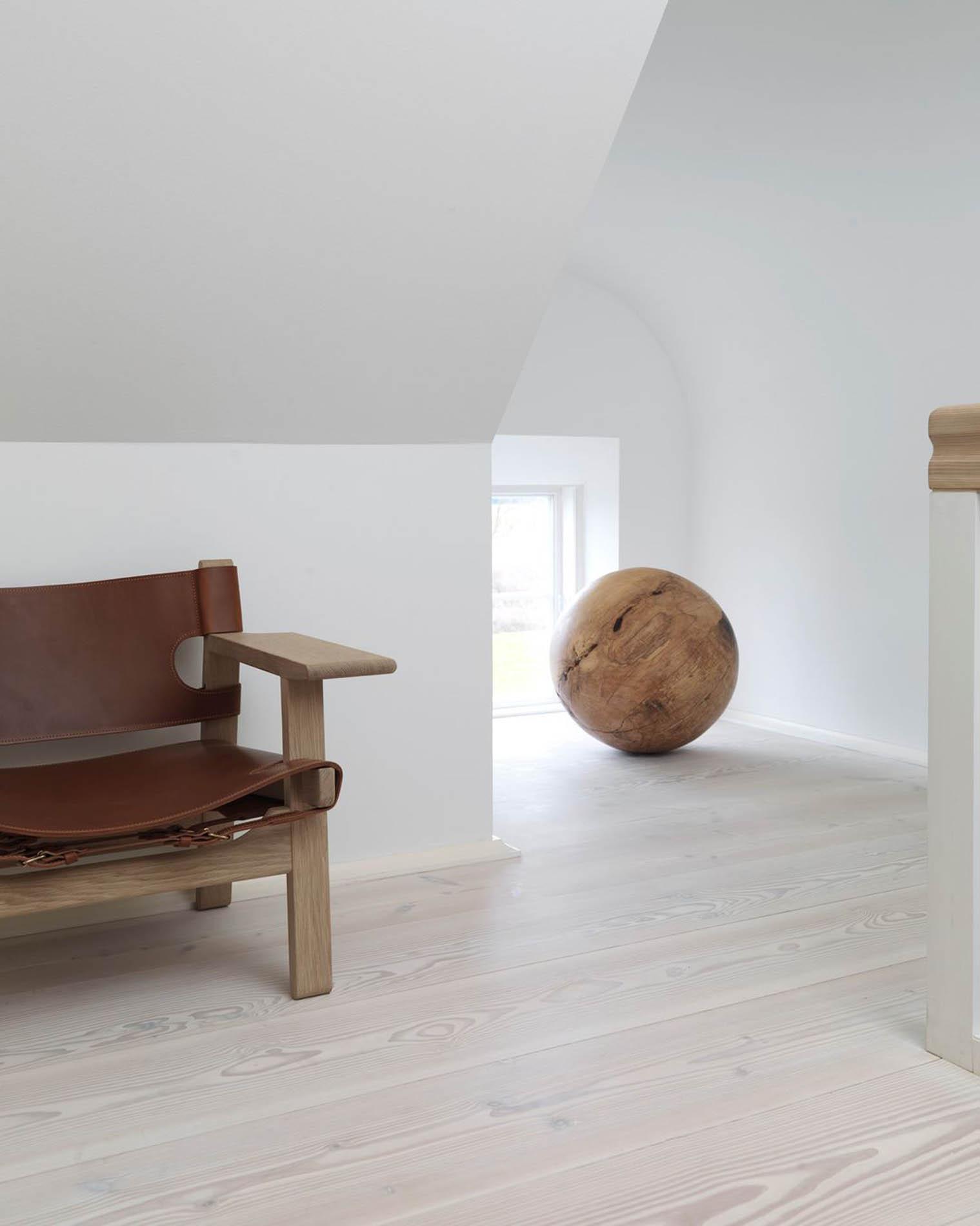 Colección de pavimentos de madera natural en Barcelona
